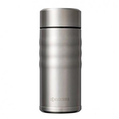Bình giữ nhiệt chân không 350ml MB-125 (inox) Kyocera