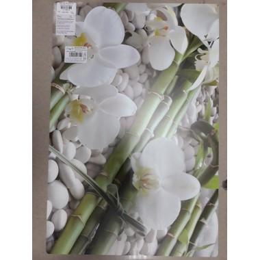 Tấm trải bàn hoa lan (45x30)cm Nuova