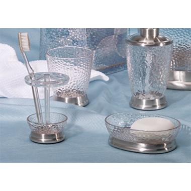 Bộ đồ dùng cá nhân trong nhà tắm Rain Interdesign - Mỹ
