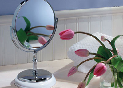 Gương để bàn