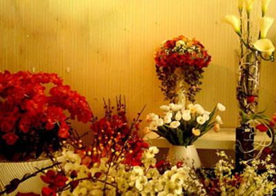 Hoa giả, cây giả