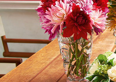 Lọ/bát hoa,túi đá tt