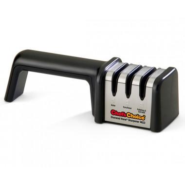 Mài dao chuyên dụng 3 giai đoạn Model 4623 Chefchoice - USA ( Dùng cho cả dao răng cưa )
