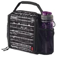 Túi đựng hộp cơm trưa cỡ M (đen) Rubbermaid - Mỹ