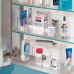 Khay để đồ tiện ích Med loại vừa nhiều ngăn Interdesign - Mỹ
