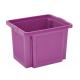 Hộp nhựa chứa đồ H-Box S - tím KIS - Ý