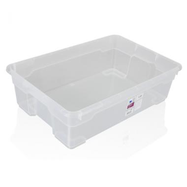 Hộp nhựa chứa đồ R-box M body KIS - Ý
