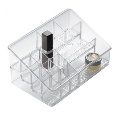 Khay đựng đồ trang điểm Rain Vanity 2 Interdesign - Mỹ