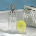 Bình đựng dầu gội, sữa tắm, mút tắm Blumz Interdesign - Mỹ