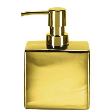 Bình đựng sữa tắm Glamour màu vàng Kleine Wolke - Đức