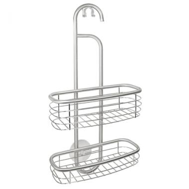 Giá để đồ nhà tắm inox mờ Forma Ultra Interdesign - Mỹ