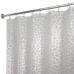 Rèm nhà tắm họa tiết sỏi Pebblz Interdesign - Mỹ