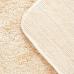 Thảm nhà tắm màu vàng Champange 55 x 65 cm Relax Kleine Wolke - Đức