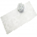 Thảm nhựa nhà tắm hình hoa Blumz Interdesign - Mỹ
