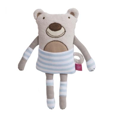 Thú ôm nhỏ hình gấu Pedro Laessig - Đức
