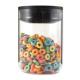 Hộp trụ đựng thực phẩm 1L thân trong suốt Kitchen ClickClack ML-CA272