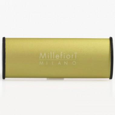 Kẹp thơm xe ô tô Sandalo vàng Millefiori - Ý