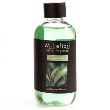 Lọ bổ sung tinh dầu khuyếch tán Green Tea Millefiori - Ý