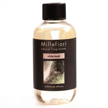 Lọ bổ sung tinh dầu khuyếch tán Bianco Millefiori - Ý