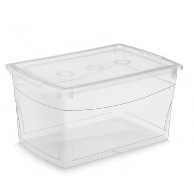 Hộp đựng đồ Omni Box 50L- trong suốt KIS-Ca