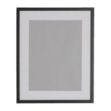 Khung tranh 30x40cm RIBBA (đen)