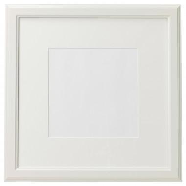 Khung tranh 50x50cm VIRSERUM (trắng)