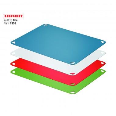 Bộ thớt nhựa màu 4 chiếc Leifheit - Đức