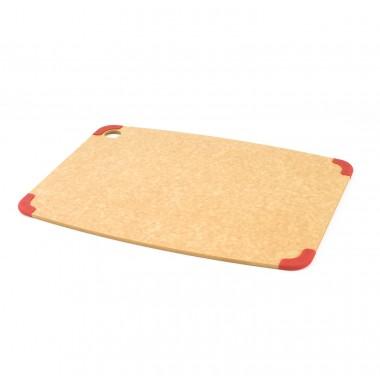 Thớt NS 46x33cm màu gỗ viền đỏ Epicurean-Mỹ ML-KI559