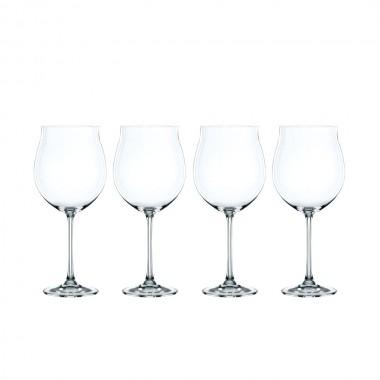 Bộ 4 ly Pinot Noir ĐK 11 cm (897ml) 85693 Vivendi Premium Nachtmann - Đức