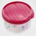 Hộp nhựa đựng thực phẩm Prendo tròn 1,25L KIS - Ý