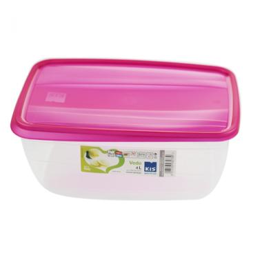 Hộp nhựa đựng thực phẩm Vedo 4L KIS - Ý