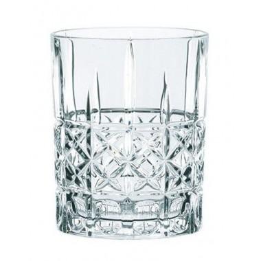 Ly whisky pha lê ĐK 8.2 cm (345ml) 96092 Diamond Highland Nachtmann - Đức